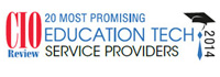Top 20 Education Tech Consulting/Services Companies - 2014