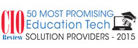 50 Most Promising Education Tech Solution Providers Of 2015