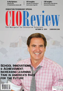 20 Most Promising Education Tech Service Providers 2014