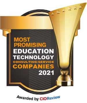 Top 10 Education Technology Service Companies  - 2021