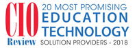 20 Most Promising Education Technology Solution Providers - 2018
